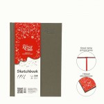 Блокнот для ескізів Sketchbook А4, 100г/м2, 96арк.