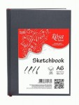 Блокнот для ескізів Sketchbook А6, 100г/м2, 96арк.